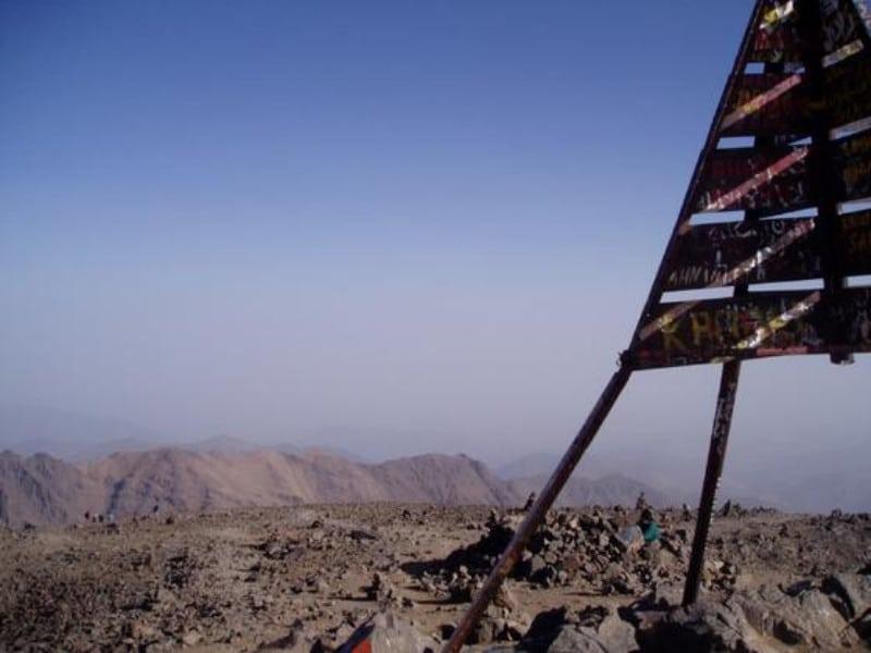 School trip to Morocco